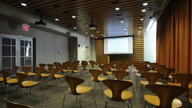 Macaulay Lecture Hall