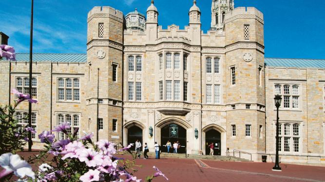 Lehman College Main Building