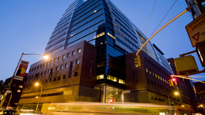 Photo of Baruch College