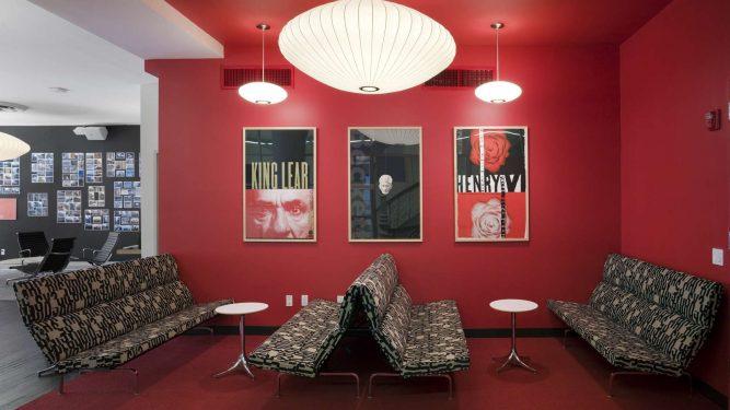Macaulay reading room