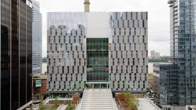 Photo of John Jay College of Criminal Justice