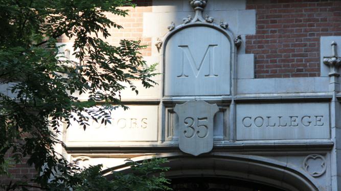 Macaulay Advisors on Campus