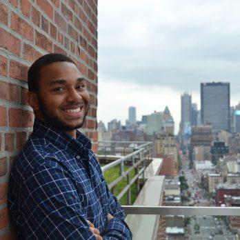 Justin Peterkin '21 (College of Staten Island)